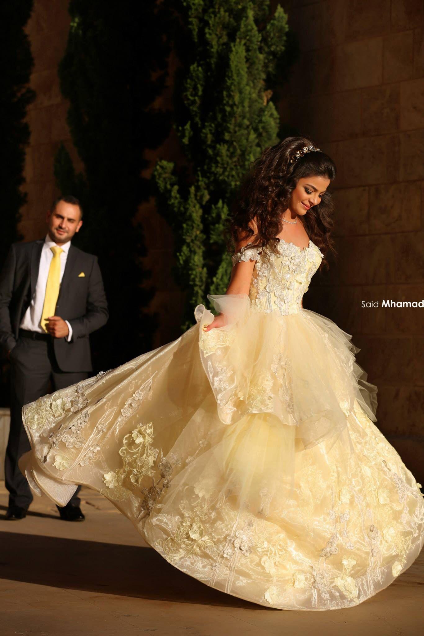 Belle wedding dress said mhamad special day wedding pinterest