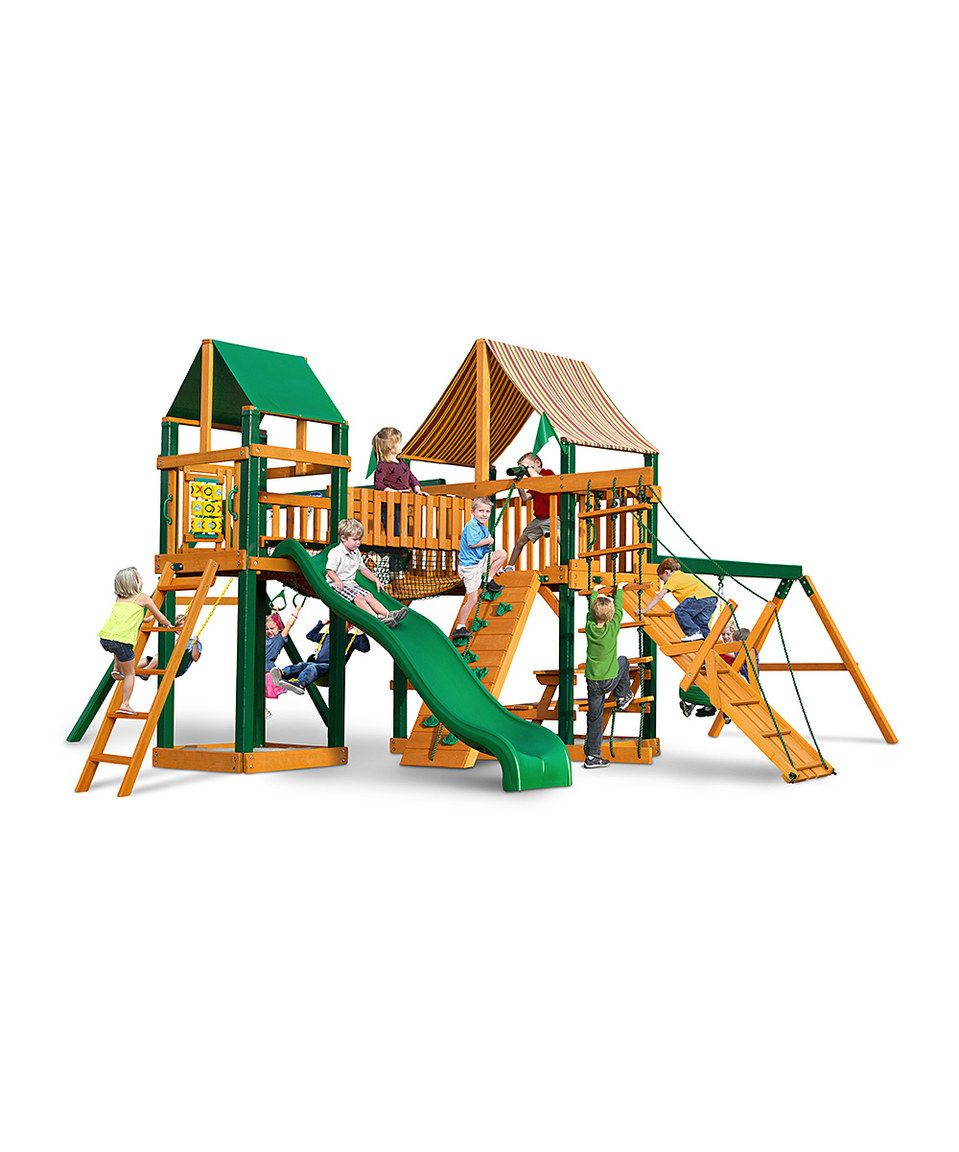 Look what I found on #zulily! Pioneer Peak with Timber Shield ...