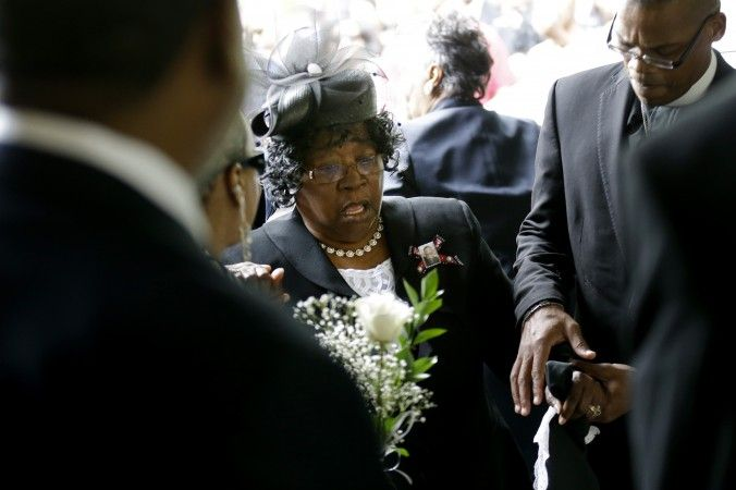 Black Lawmakers Say SC Police Shooting Should Mean Change