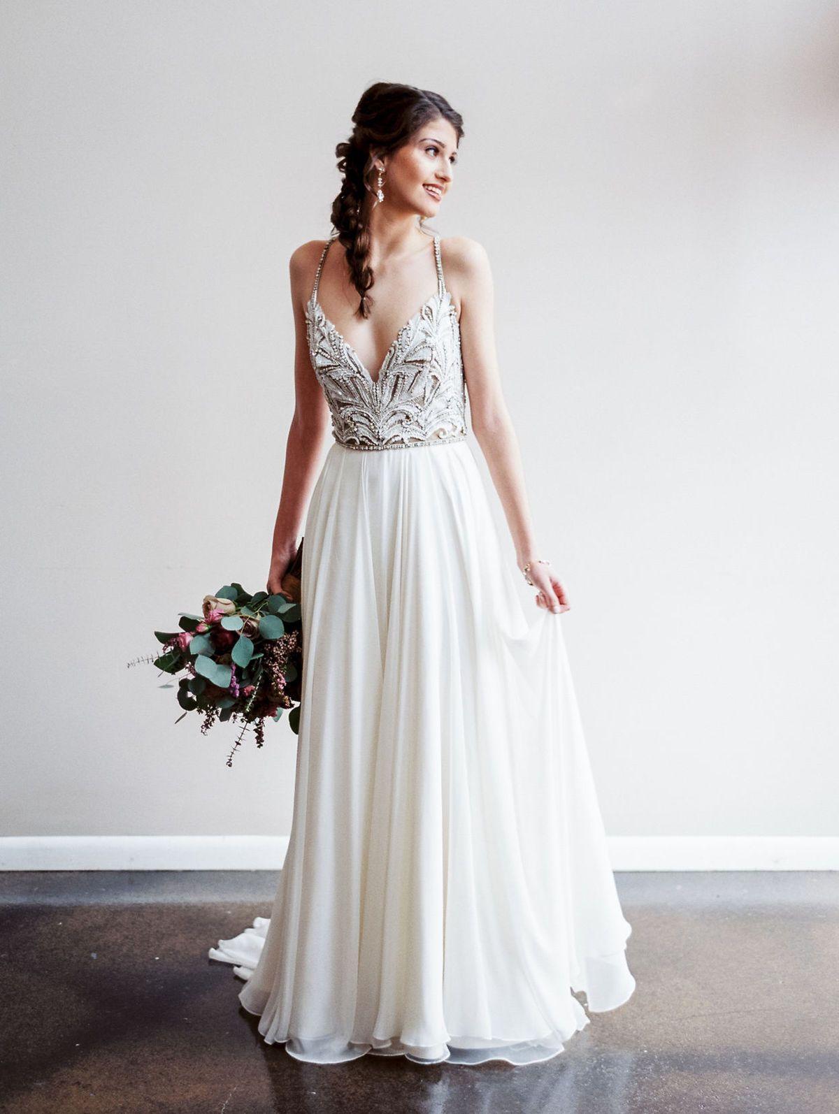 Modern Boho Bridal Styled Shoot Wedding Essentials Magazine