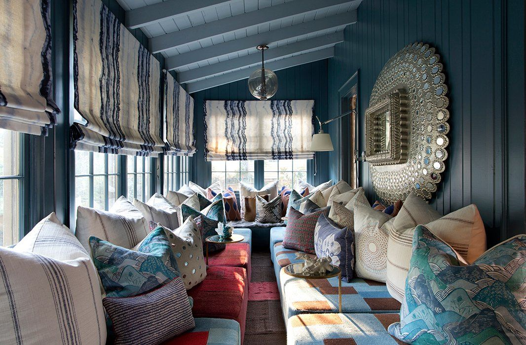 Outstanding 8 Top Designers Share Their Favorite Blue Paint Colors Home Interior And Landscaping Palasignezvosmurscom