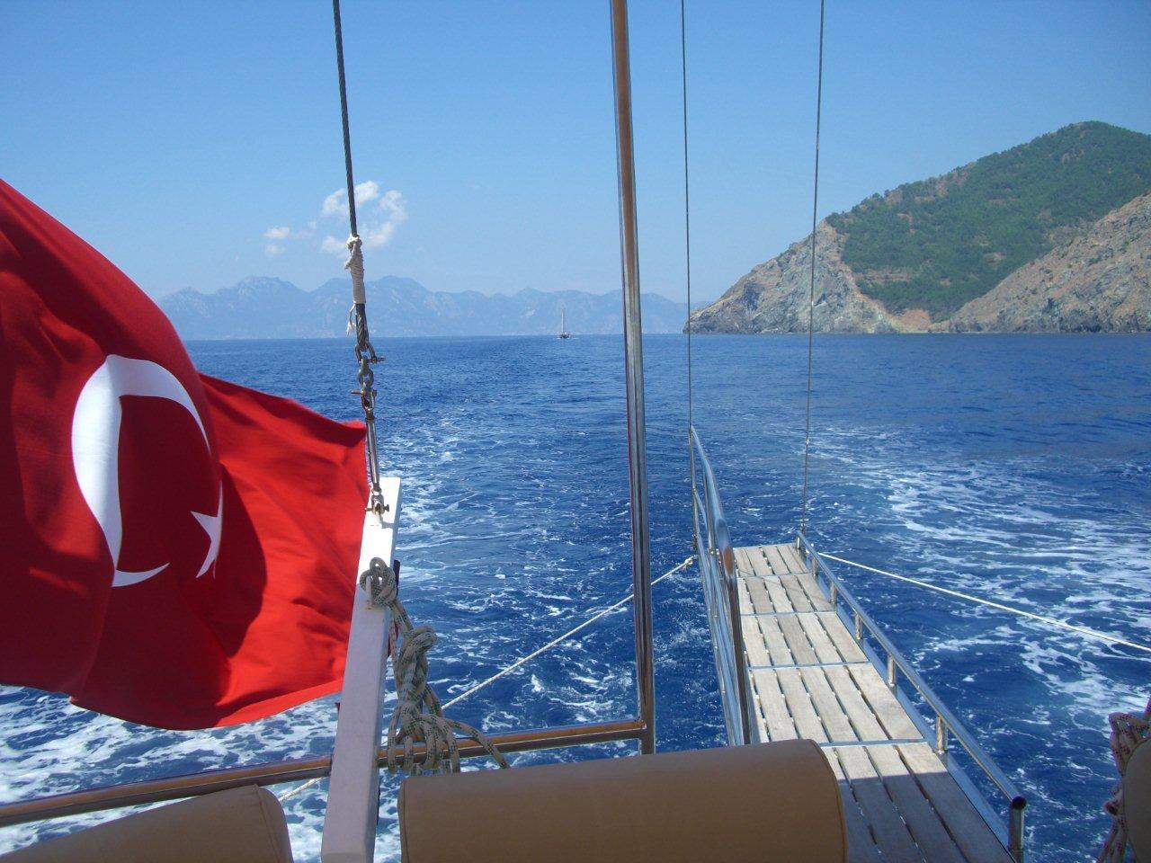 Blue cruise Marmaris-Fethiye