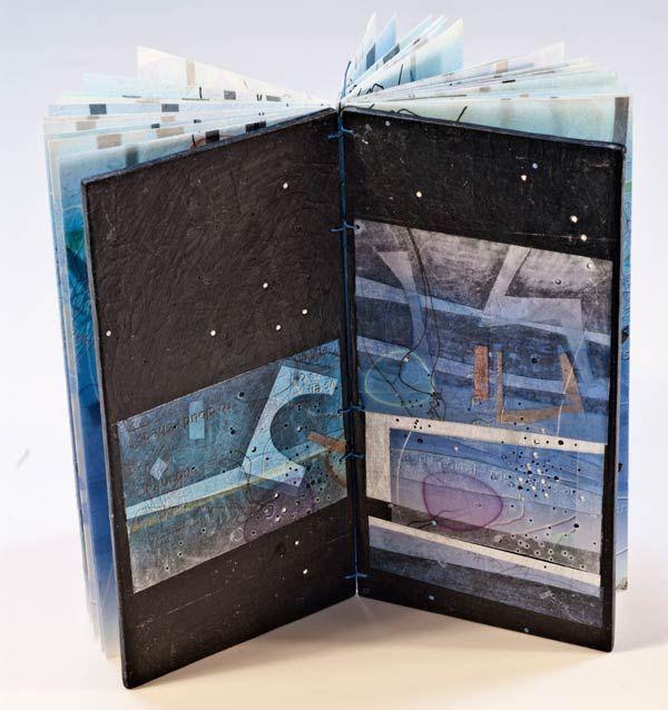 Pat Hodson | Handmade book