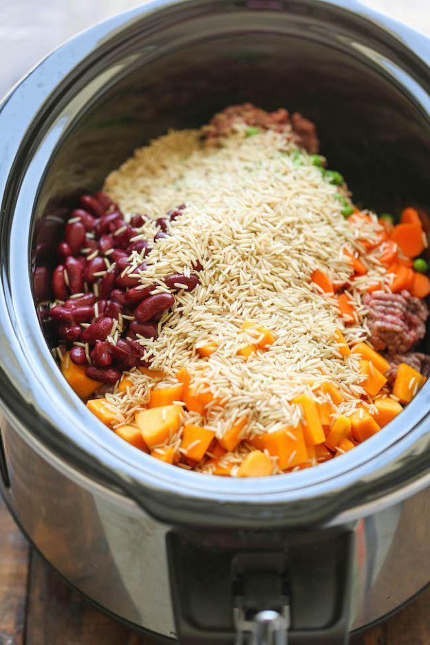 Easy crockpot dog food 17 healthy homemade pet food recipes and easy crockpot dog food 17 healthy homemade pet food recipes and treats puppy food pinterest forumfinder Images