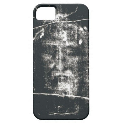 Shroud Of Turin, Negative Iphone 5 Covers...$47.95