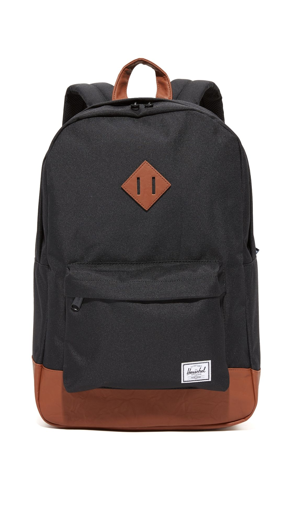 913d8882656 Heritage Classic Backpack by Herschel Supply Co. in Black