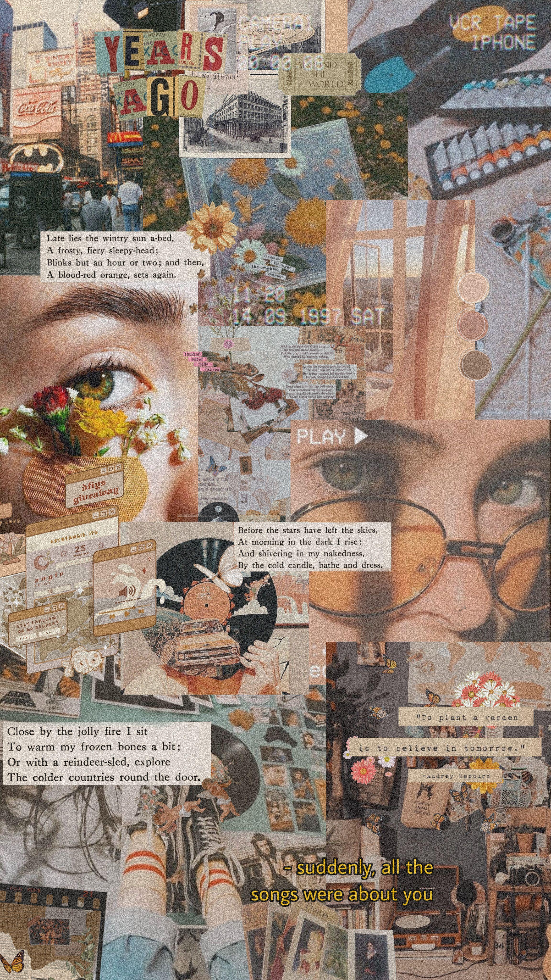 Vintage x Collage