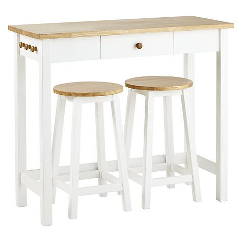 Buy John Lewis Adler Bar Table U0026 Stools Online At Johnlewis.com Nice Design
