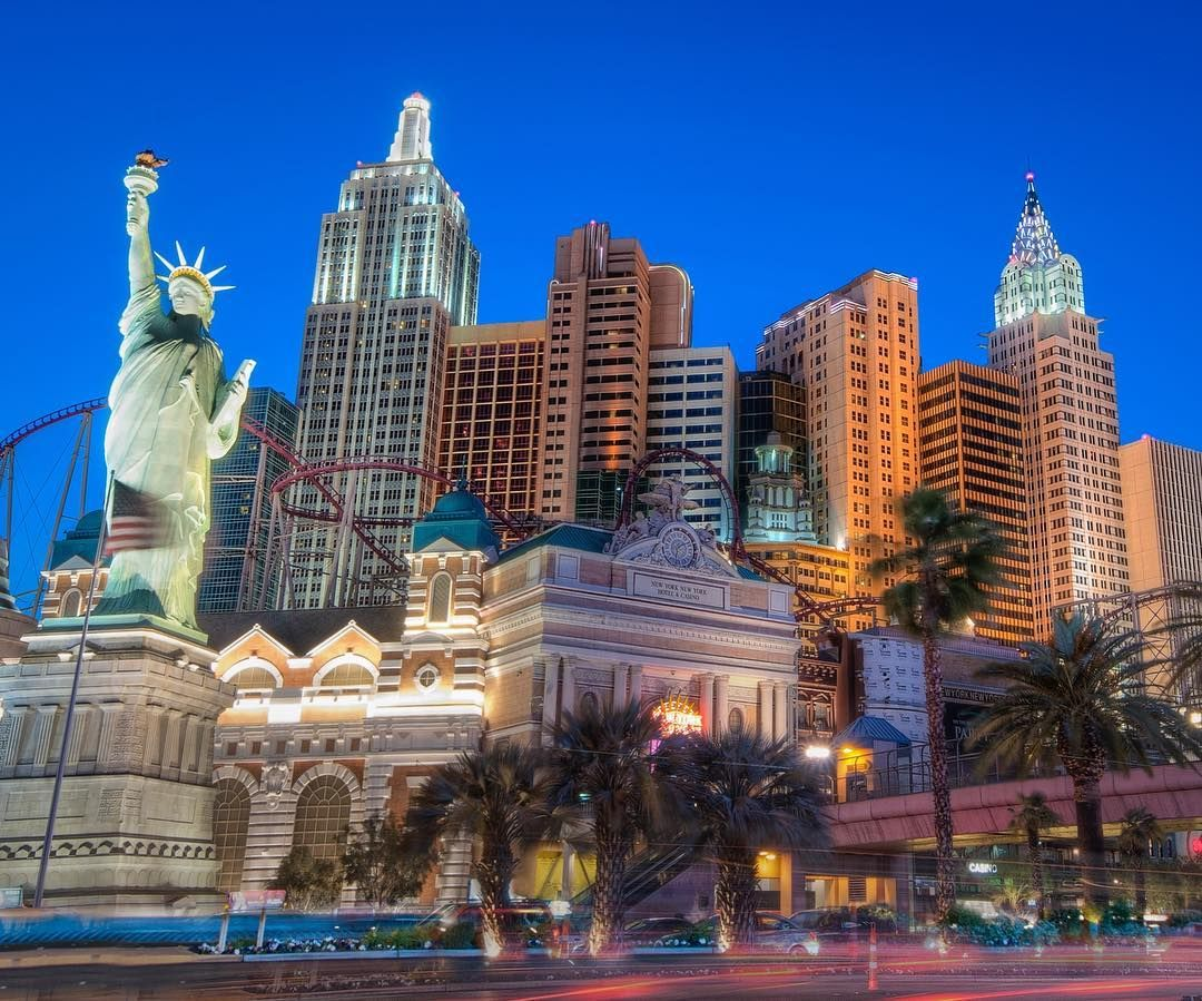 Nyc In Vegas All I Can Say Is Only You See This