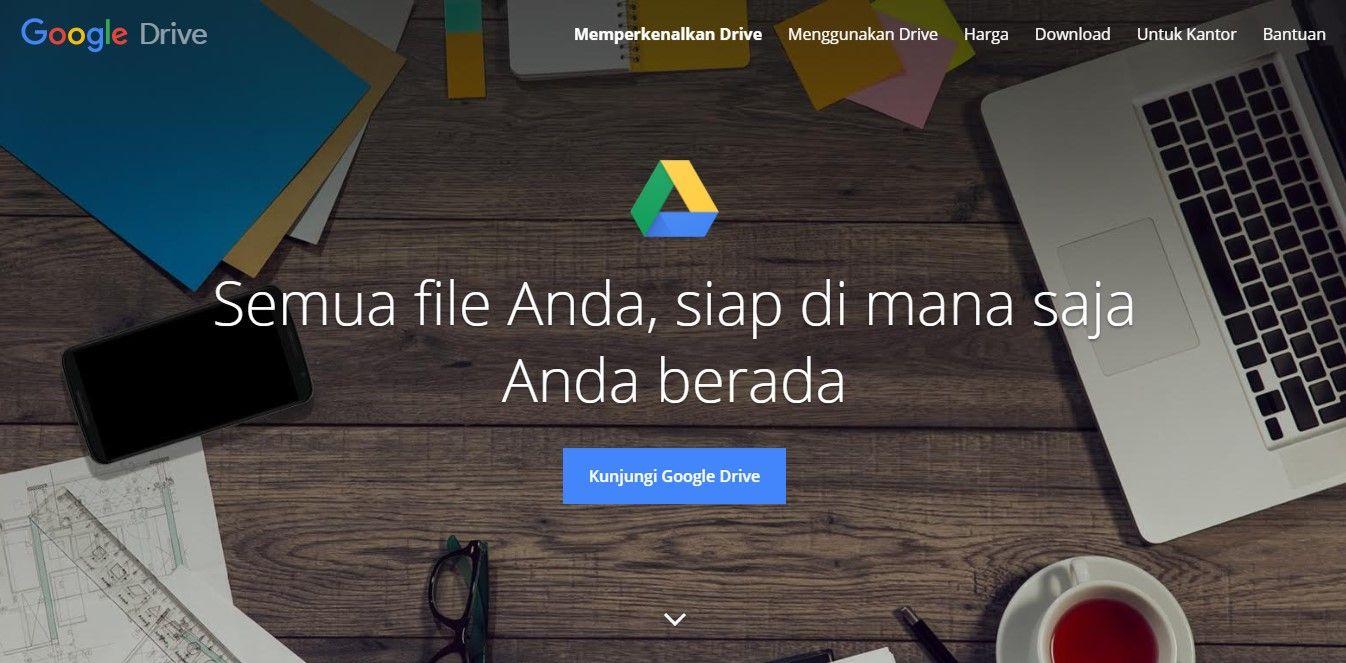 Google Drive Mengalami Masalah Bug Spam Di Fitur Shared