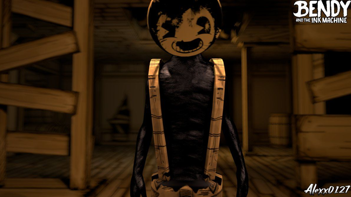 Here is Sammy Lawrence from Bendy and the Ink Machine by ...