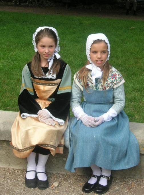 Costume enfant ( Carhaix-Rennes)