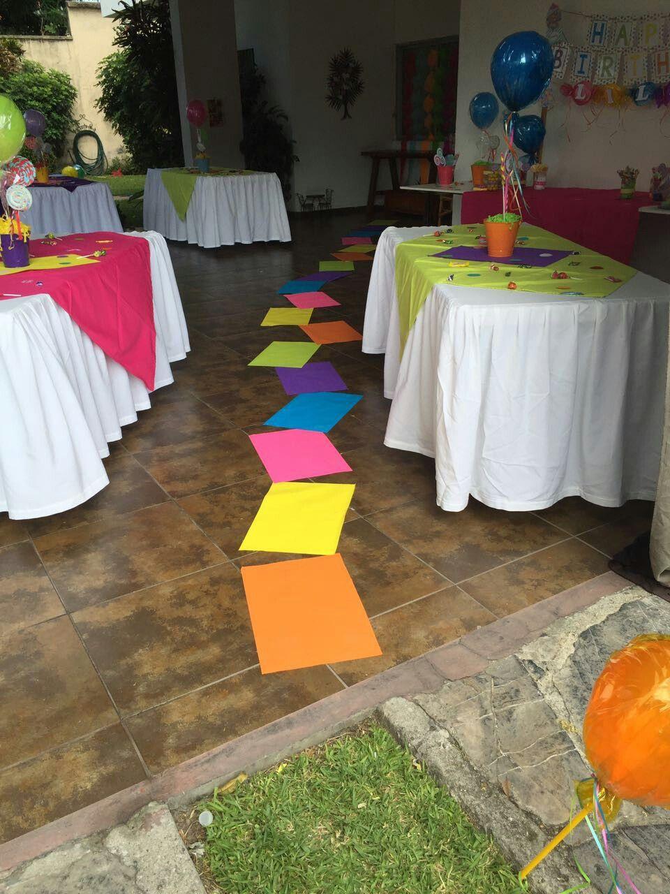 Candyland decorations #candylanddecorations