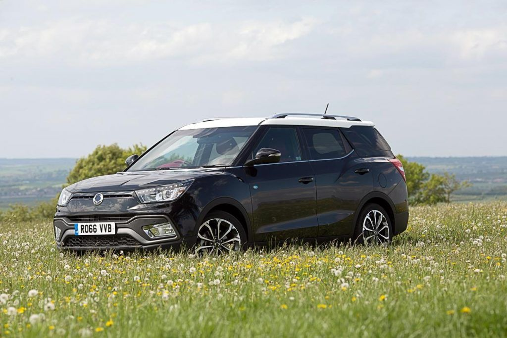 Ssangyong Tivoli Xlv Launched In Uk Cars For Sale Uk Vintage Cars For Sale Tivoli
