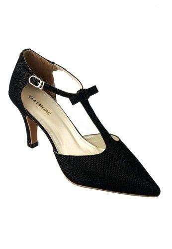 a66254d2c38 Jual sepatu wanita murah dan berkualitas  CLAYMORE High Heels Claymore MZ -  C711 Black