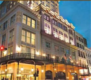 Astor Crowne Plaza New Orleans Very Convenient Location To Walk