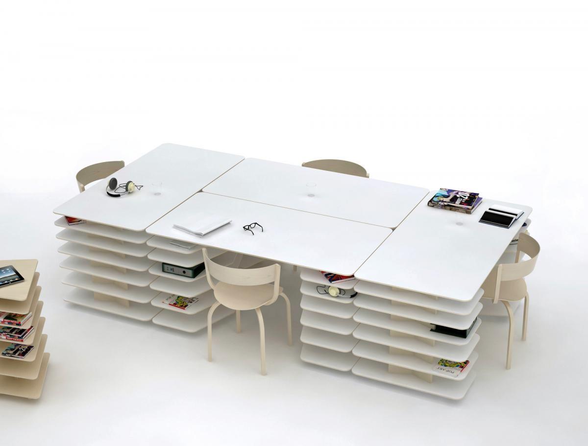 Strates System Bureau Design Mathieu Lehanneur Mobilier Design