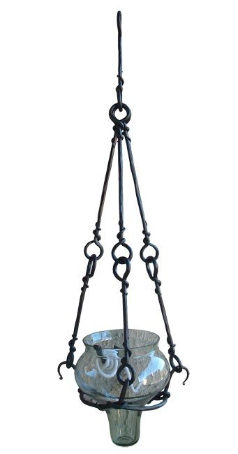 Marvelous Hanging Lamp From Medievaldesign.com