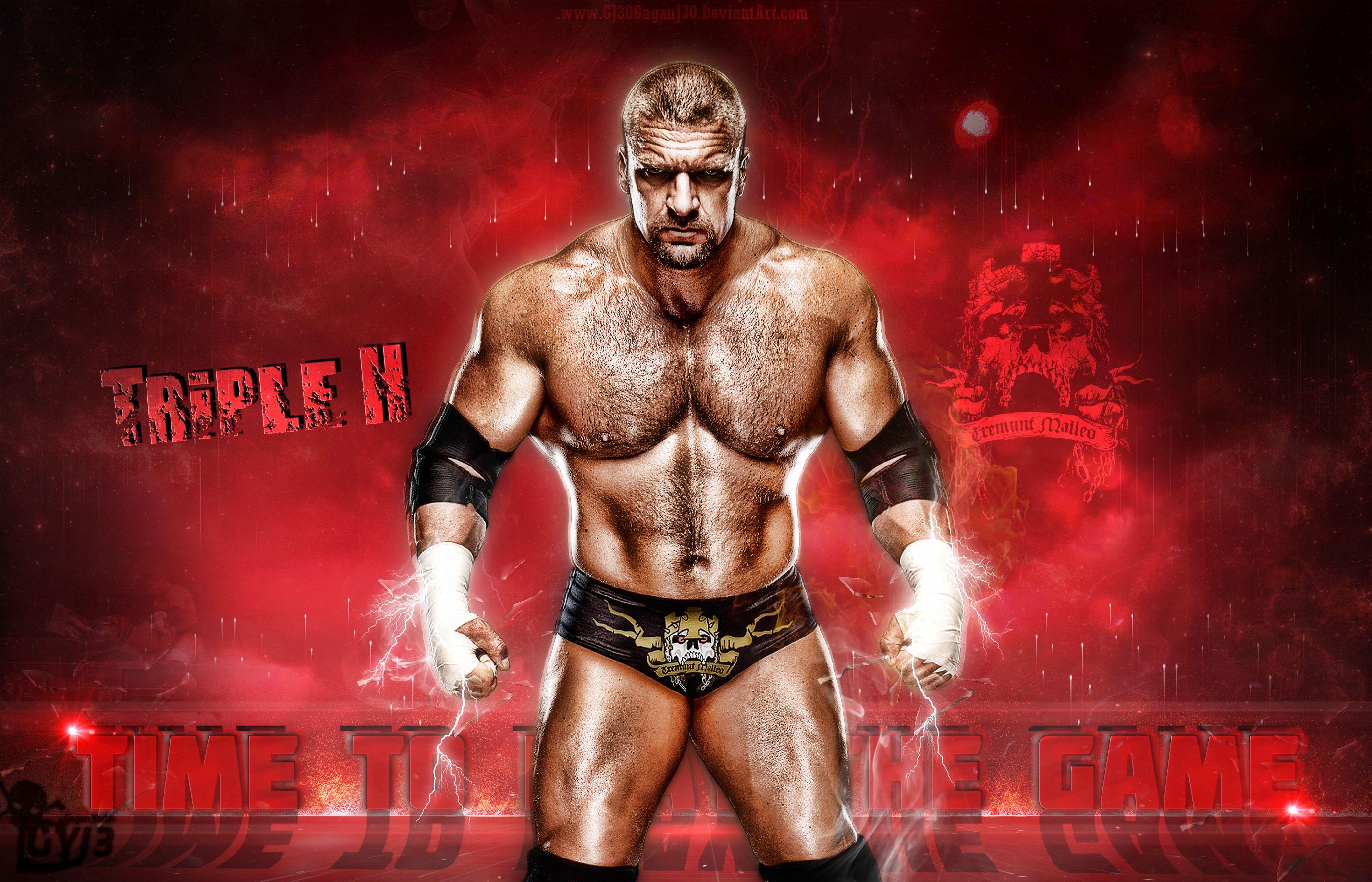 Triple H Wallpaper Triple H Wwe Superstars Wwe Superstar John Cena