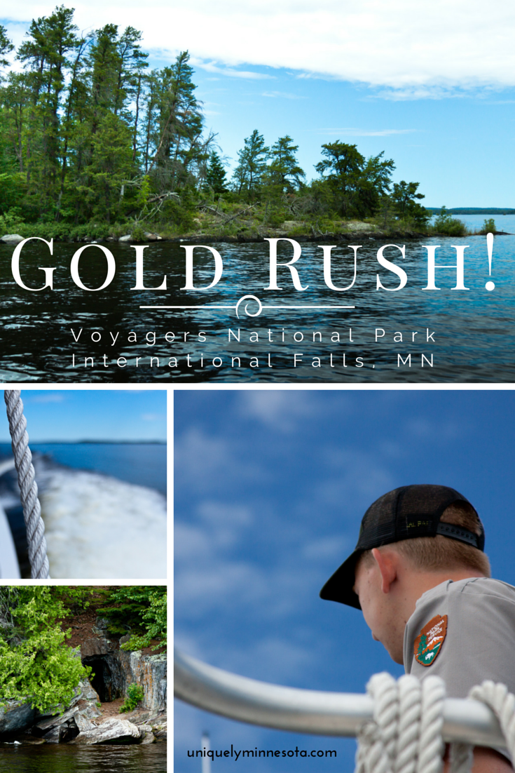 Gold Rush Voyagers National Park International Falls MN