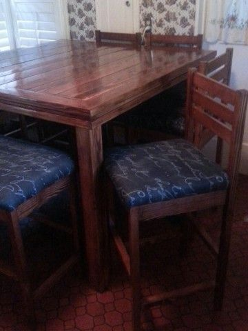 Superieur Pub Height Table   DIY Projects
