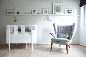 Sessel Babyzimmer wohlfühlen im babyzimmer