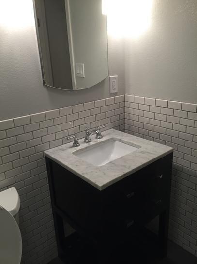 U S Ceramic Tile Bright Snow White 2 In X 6 Surface