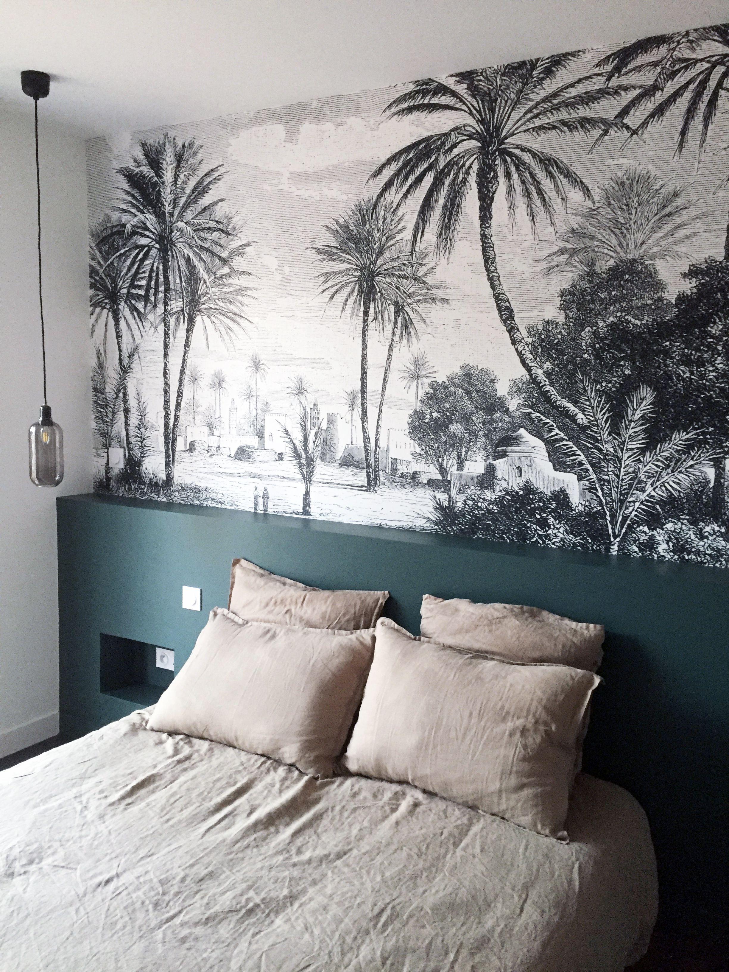 12 idées de Papier peint • Chambre en 12   papier peint chambre ...