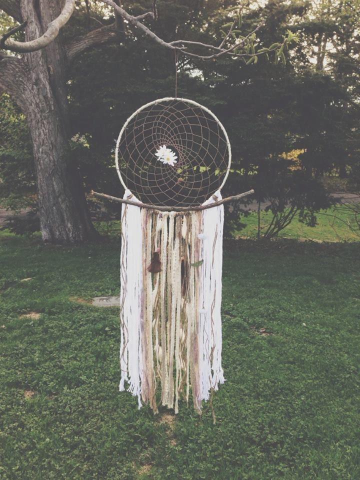 #boho #bohemian #gypsy #wedding #dreamcatcher #nature #earthy #woven #etsy www.etsy.com/shop/woventheshop