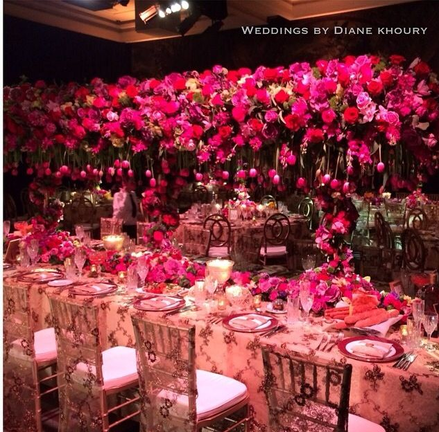 Diane Khoury Wedding