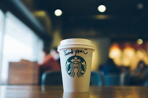 Thank you :)  #starbucks #coffee