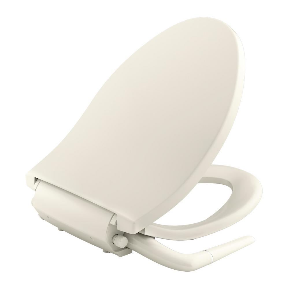 Kohler Puretide Non Electric Bidet Seat For Elongated Toilets In