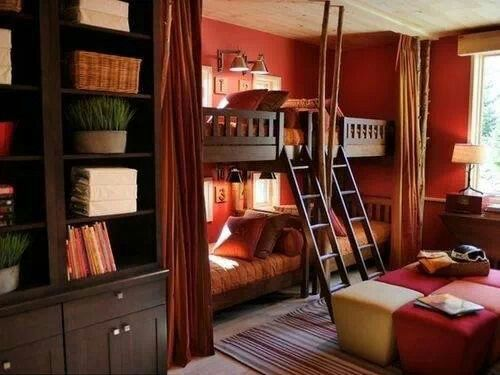 Gryffindor (With images) | Hgtv dream homes, Boy bedroom ...