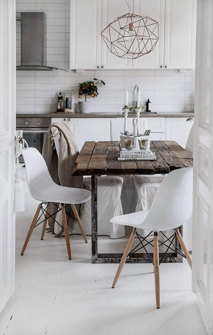 scandi dining rooms nailing the natural wood trend gallery