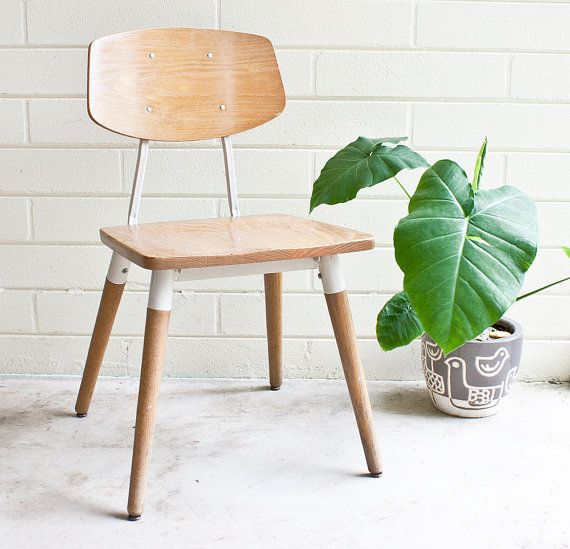 Vintage Mid Century Modern Industrial Hill Rom Chair Modern