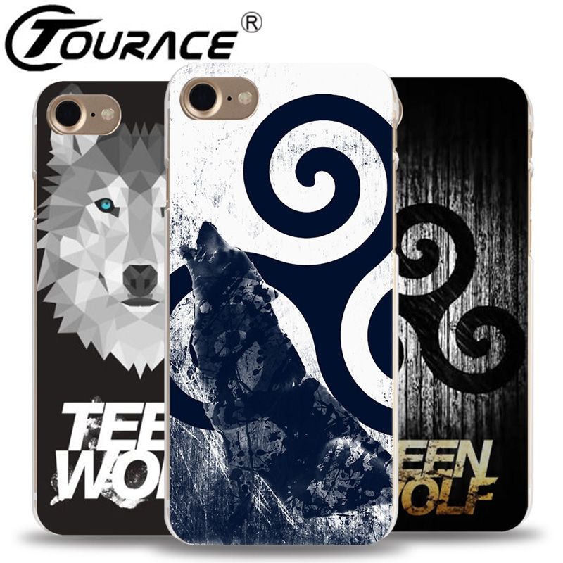 coque teen wolf iphone 7