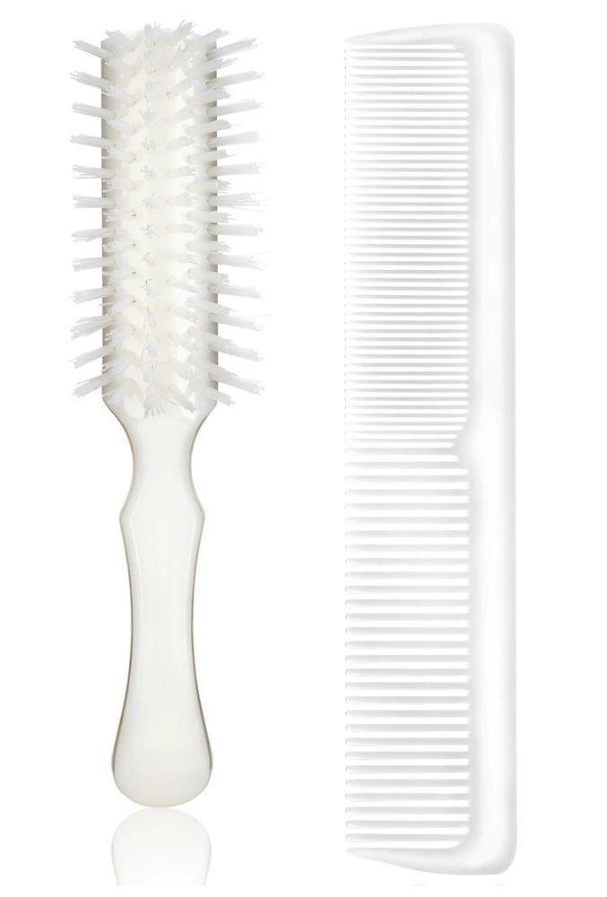 essentials ladies hairbrush u0026 ladies comb set by stanley home products