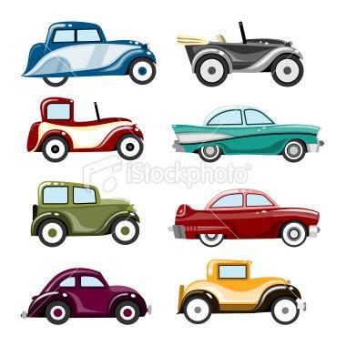 Classic Car Illustration Car Illustration Car Drawings Vintage Car Illustration