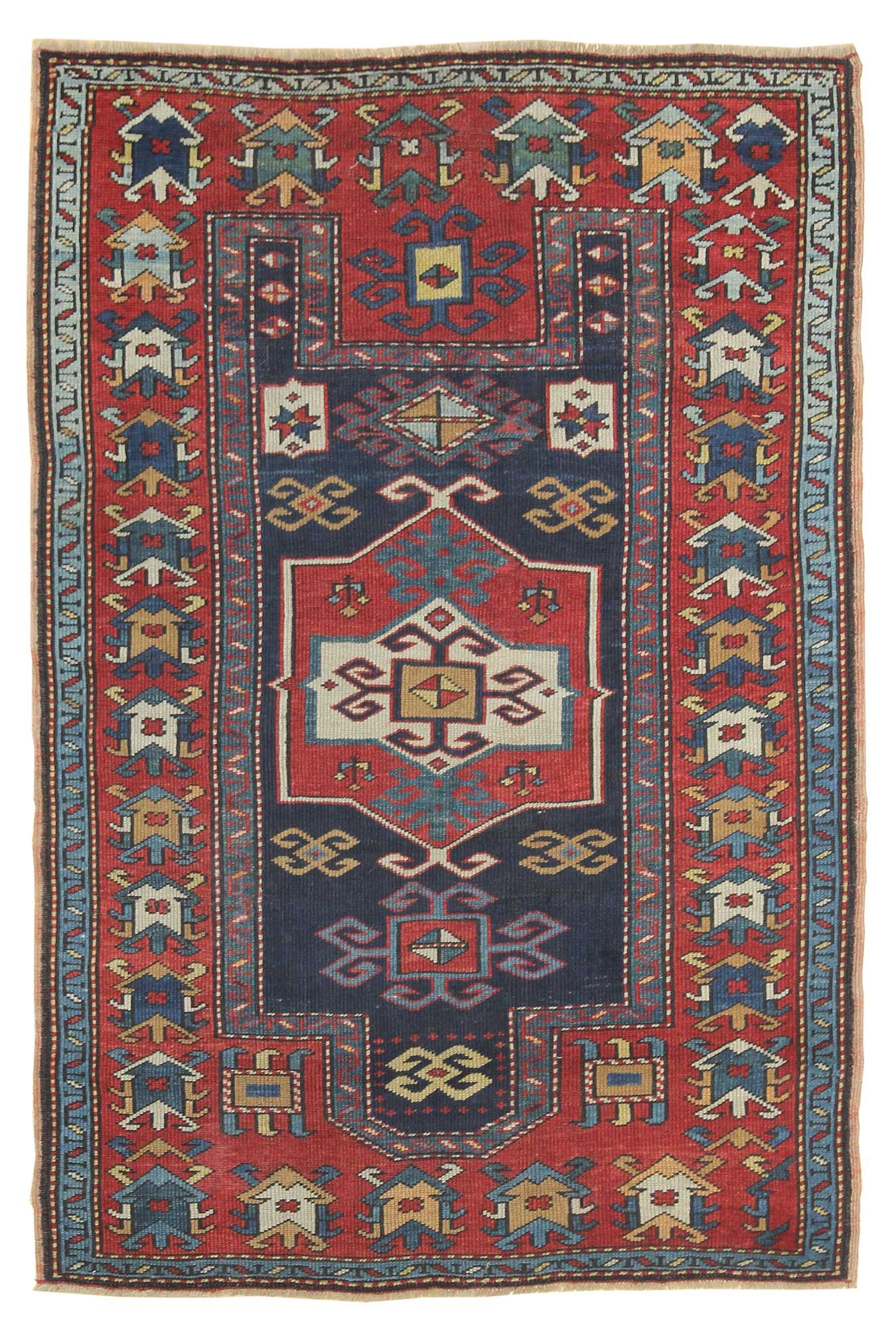Antique Tribal And Other Small Rugs