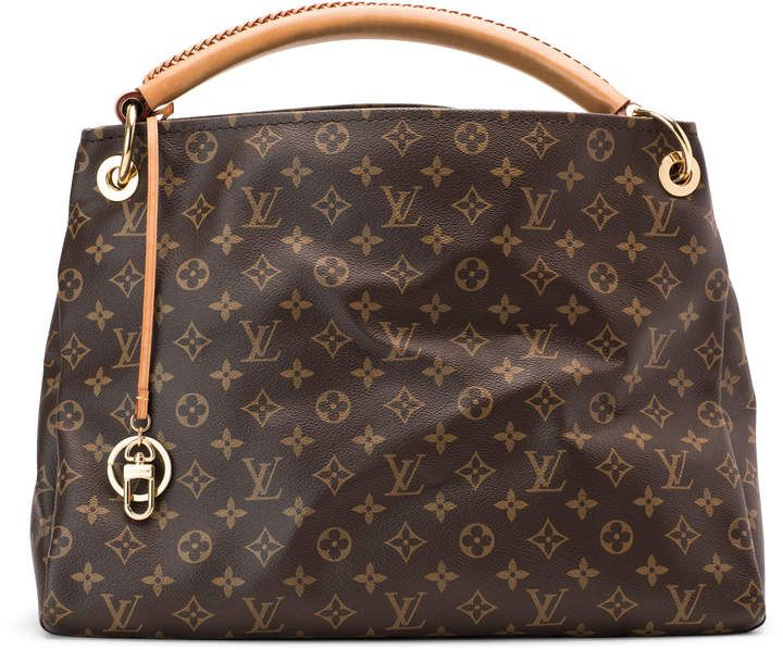 77fc628b9119 Louis Vuitton Artsy Monogram MM Brown