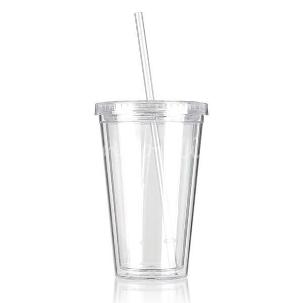 White Soad Milk Smoothie Iced Coffee Juice Plastic Drinks