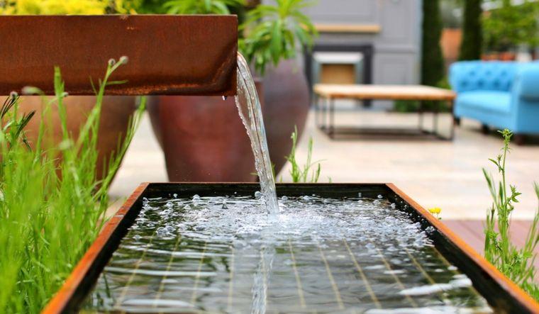 Faire un bassin aquatique pour décorer son jardin ou sa terrasse