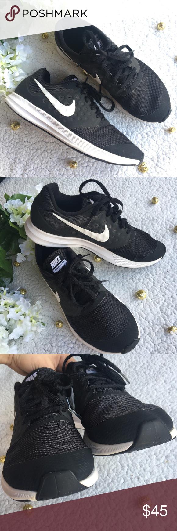c4099db6b5b9 Nike - Downshifter 7 Running Athletic Shoes Nike - Downshifter 7 Running  Shoes —Size