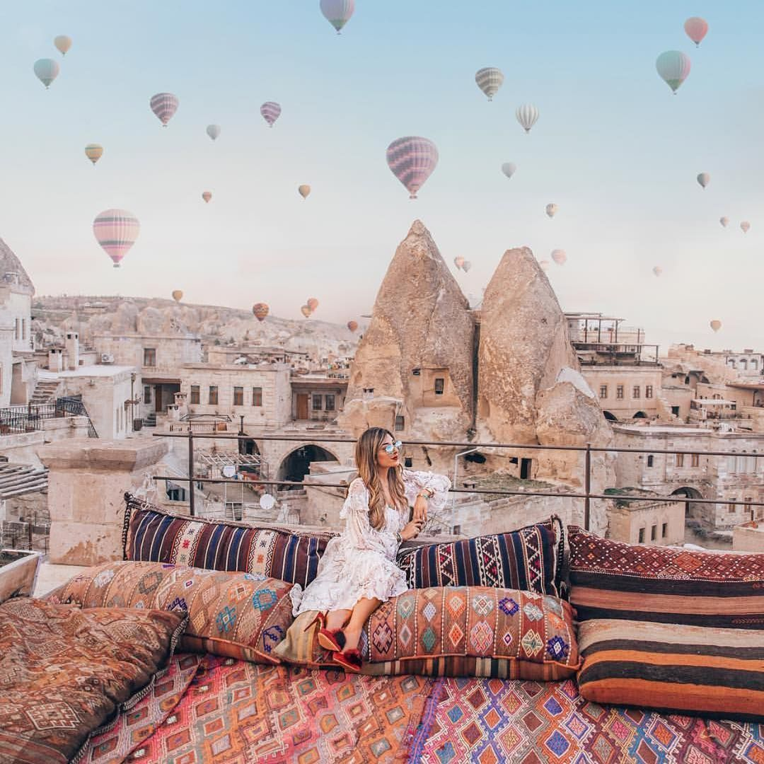 Photo of 8 Incredible Destinations for a Hot Air Balloon Ride