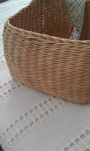 Thrifted Woven Finds 7 by NYCLQ, via Flickr #Goodwill #Thrift