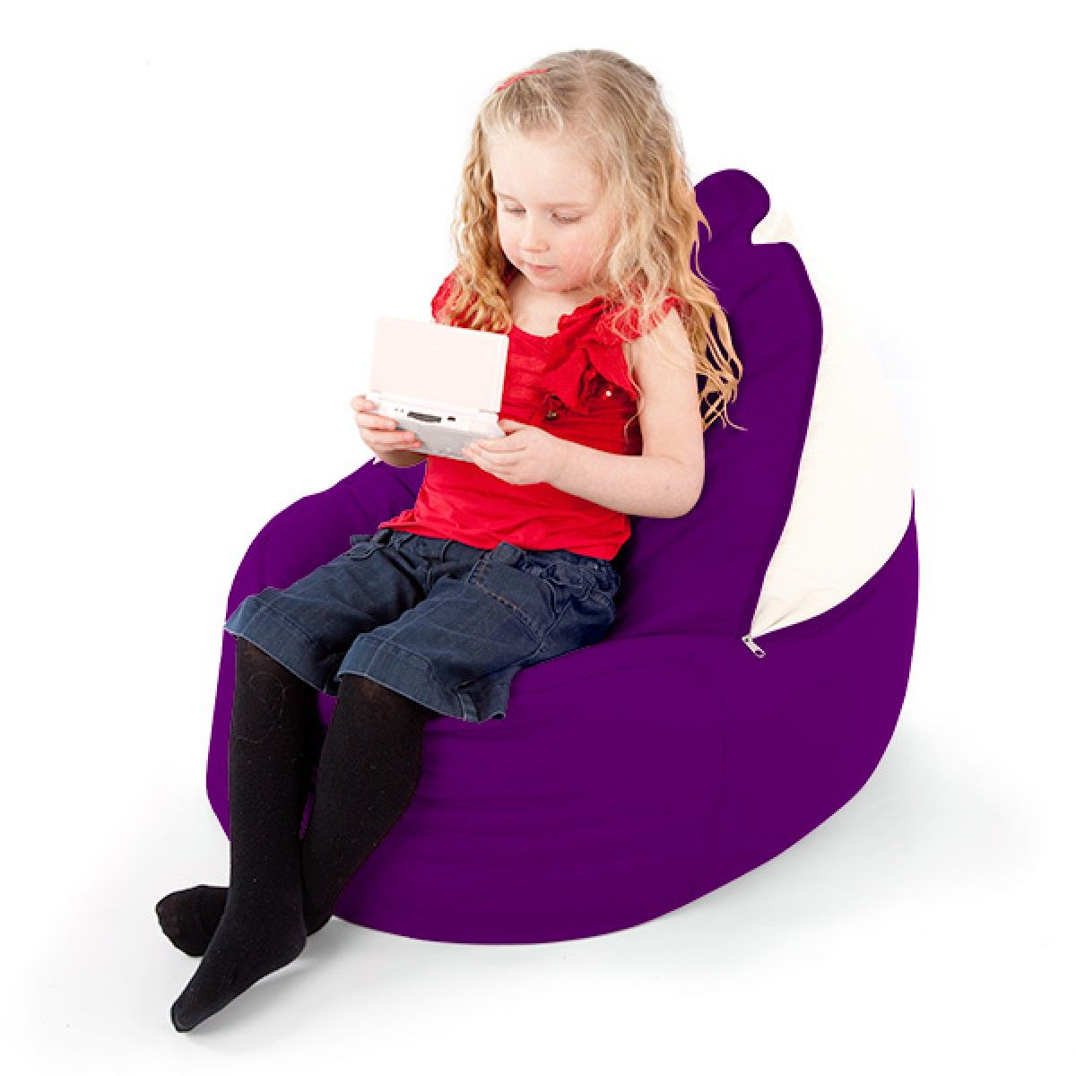 Park Art|My WordPress Blog_Light Purple Bean Bag Chair