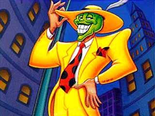 100 Mejores Caricaturas De Los 90 The Mask Cartoon Son Of The Mask Animation Series