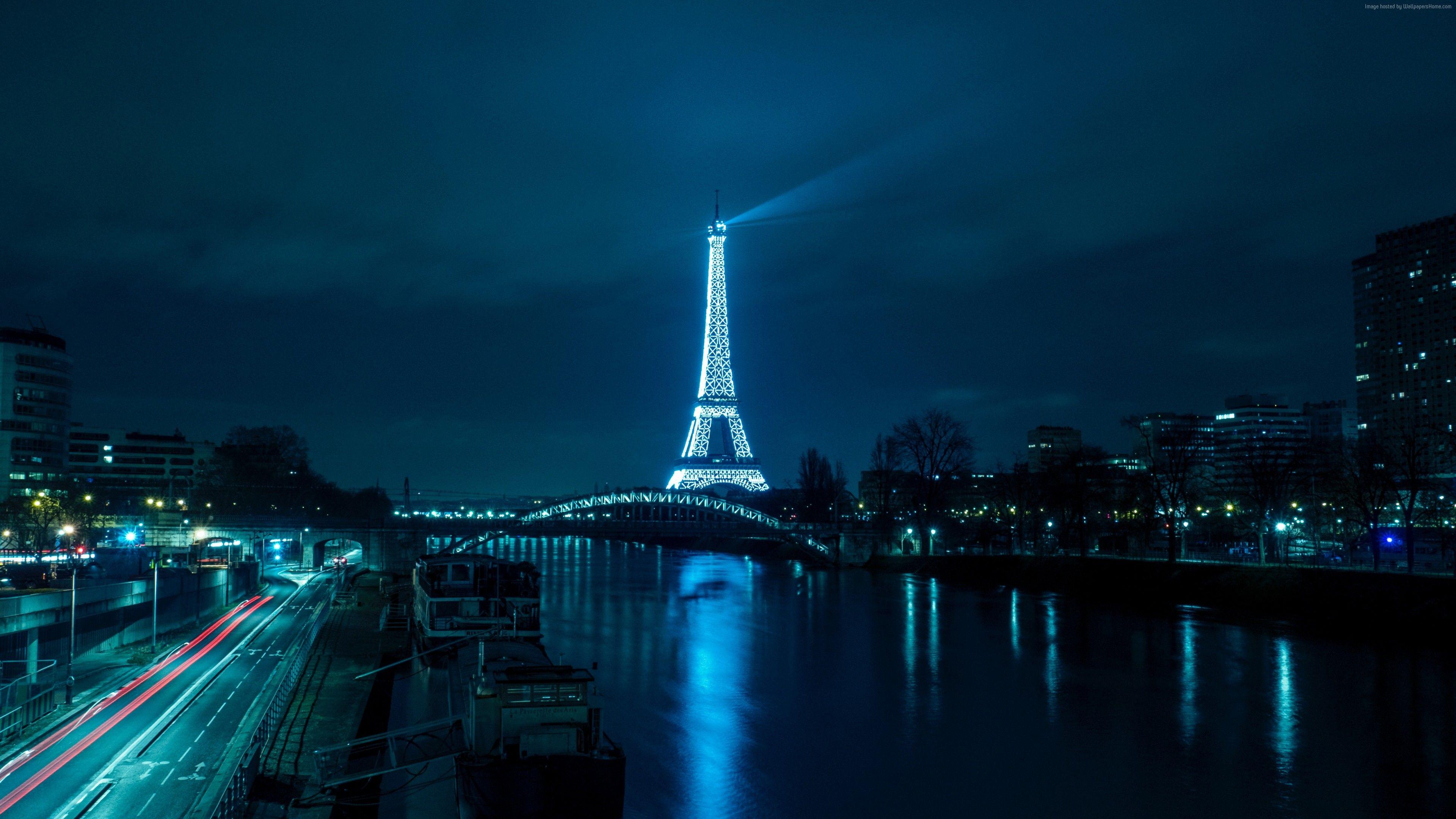 Wallpaper Eiffel Tower France Paris 4k 5k Architecture