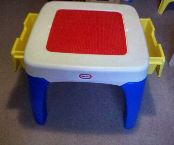 Little Tikes Lego table | To Do List re: My Child | Pinterest ...