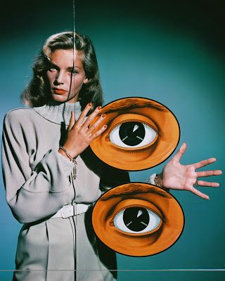 GOLDEN DREAMLAND Style Icon: Lauren Bacall